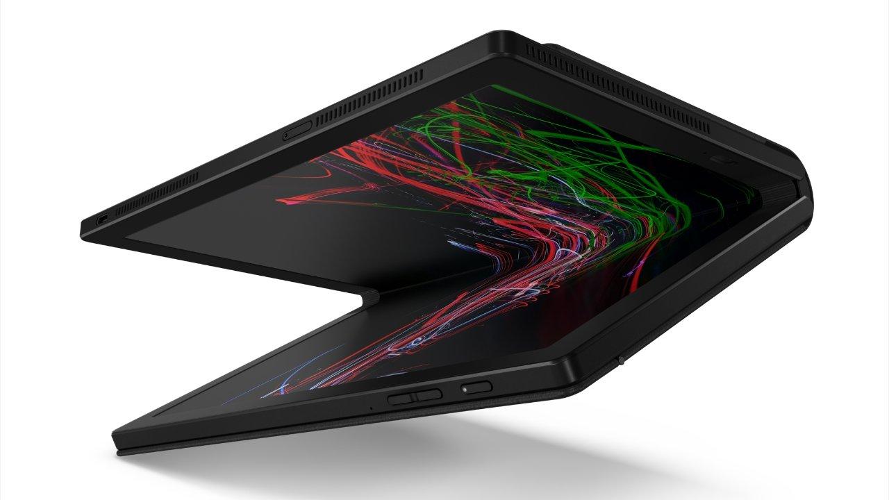 Lenovo tham gia bữa tiệc PC có thể gập lại với ThinkPad X1 mới Fold Thiết bị 1