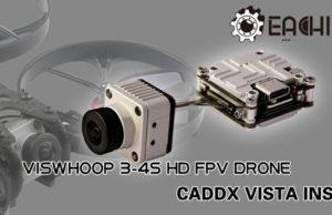 First Quadcopter