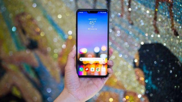MOBILE Điện thoại LG nhận bản cập nhật Android 10 được công bố 1