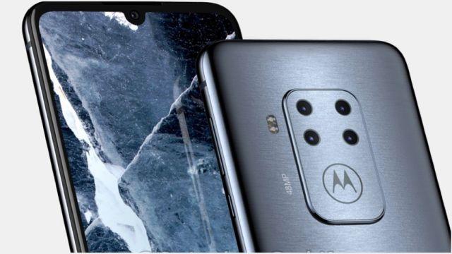 MOBILE Motorola hoạt động trên điện thoại bí ẩn 1