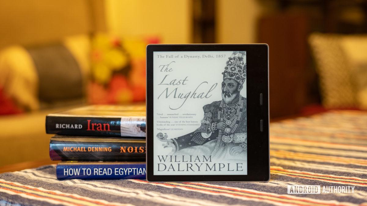 Mà Kindle tôi có Hướng dẫn nhanh để xác định tất cả AmazonĐộc giả điện tử 4