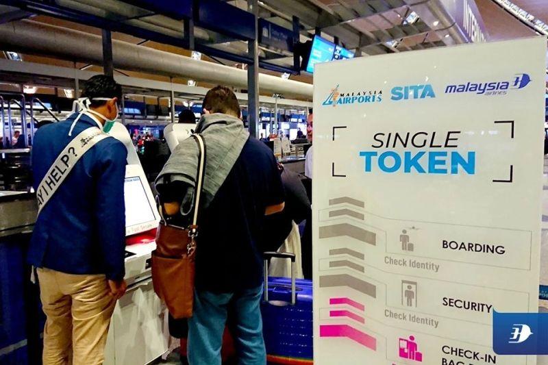 Malaysia Airlines hiện đang thử nghiệm tính năng một mã thông báo mới để tăng tốc độ đăng ký và lên máy bay 1