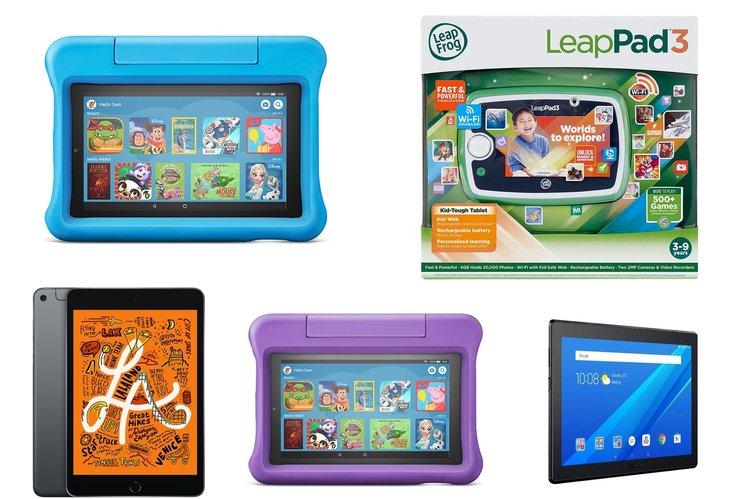 Máy tính bảng tốt nhất cho trẻ em 2020: Thiết bị cứng cho người trẻ thưởng thức 1