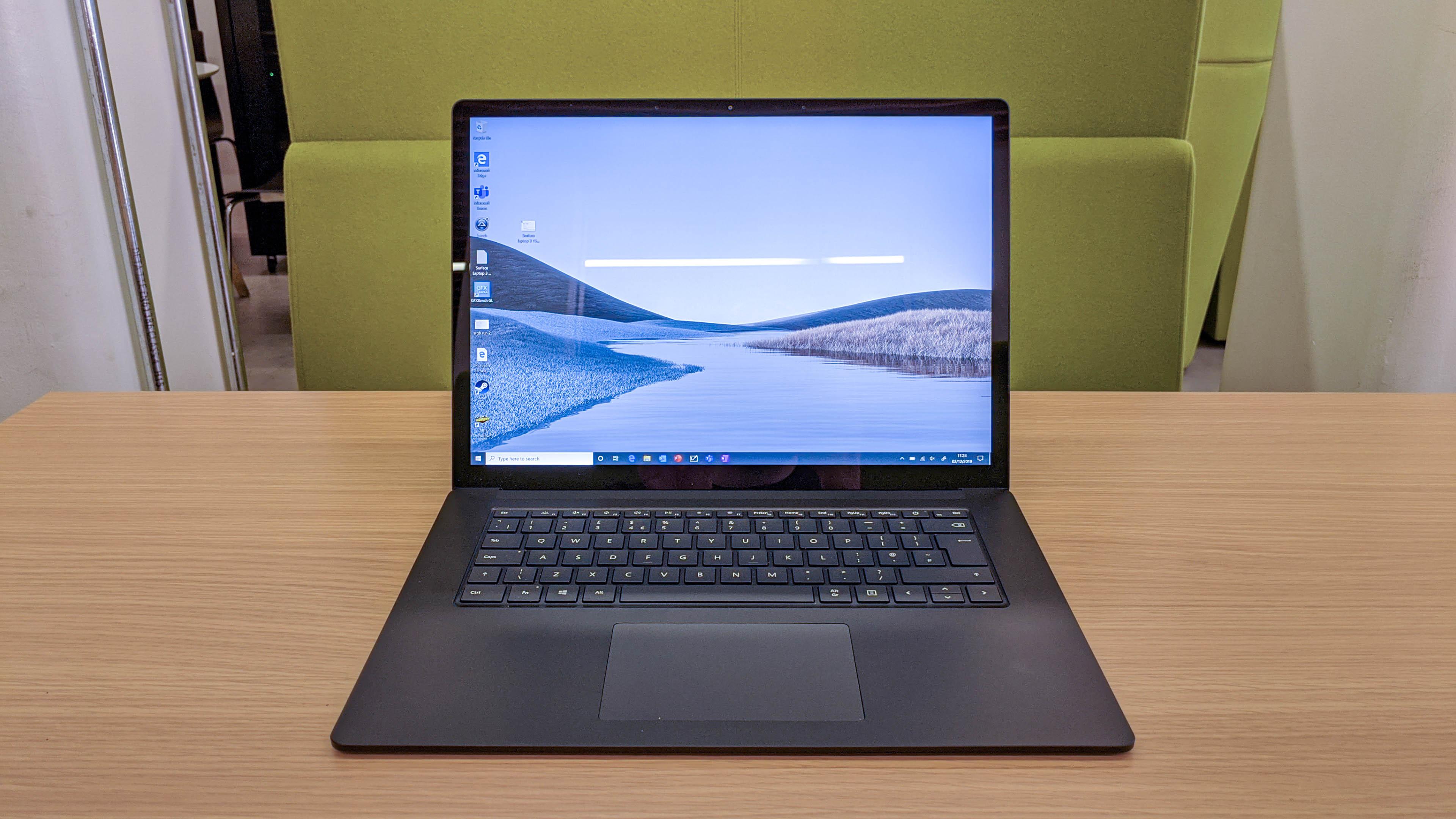 Máy tính xách tay Microsoft Surface 3 Đánh giá 15in: thác Ryzen 3