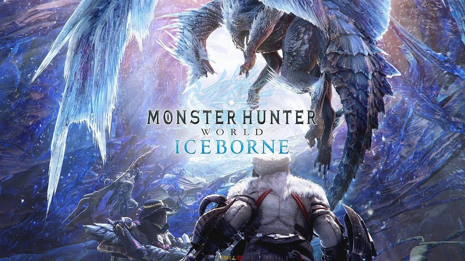 Monster Hunter World Iceborne DLC Phiên bản PS4 Tải xuống trò chơi miễn phí đầy đủ