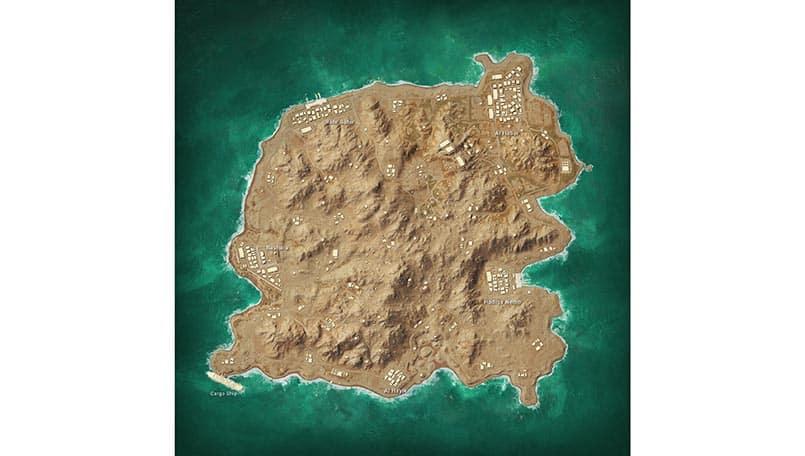 Mùa PUBG 6 với bản đồ Karakin đạt được bảng điều khiển vào ngày 30 tháng 1 1