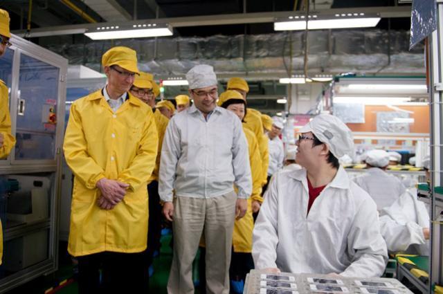 Foxconn bị buộc phải ngừng hoạt động gần như toàn bộ sản xuất tại Trung Quốc 2