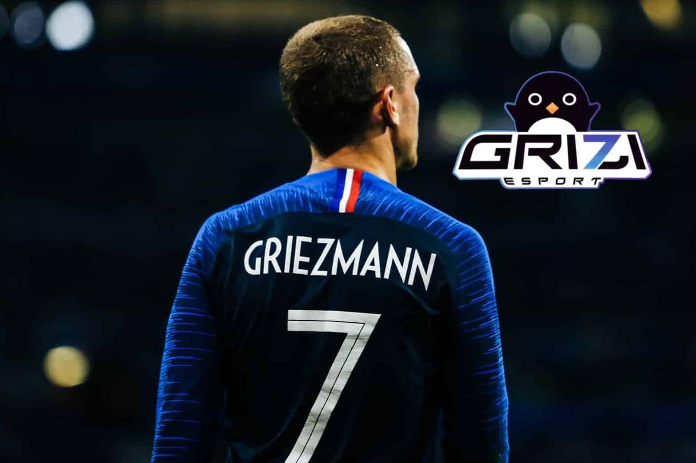 Đội thể thao điện tử Antoine Griezmann