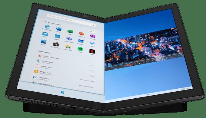 Những gì bạn nên biết về Lenovo Think Think X1 Fold Máy tính xách tay 1