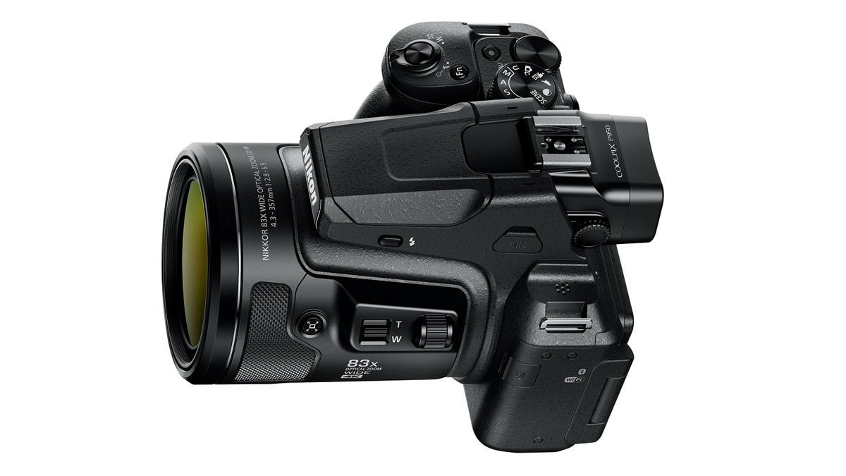 Nikon tại CES 2020: Ra mắt máy ảnh DSLR Full-Frame Nikon D780, Máy ảnh siêu nét Coolpix P950 1