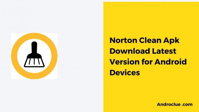 Apk Norton Clean