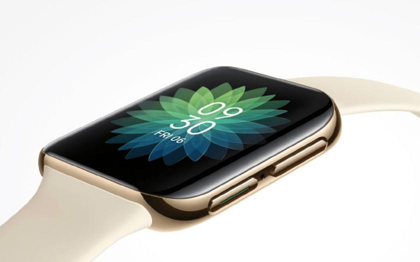 Oppo: smartwatch của nó được truyền cảm hứng mạnh mẽ bởiApple Watch