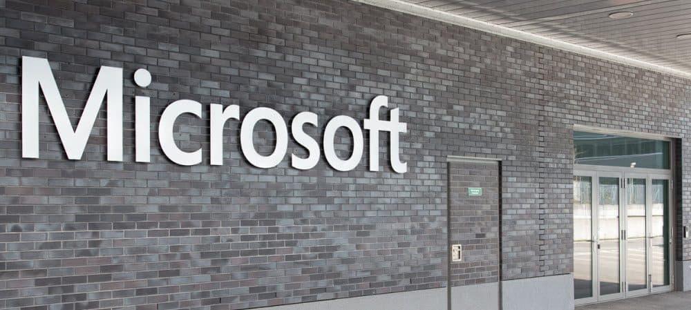 Phát hành Microsoft Windows 10 20H1 Xây dựng 19033 1