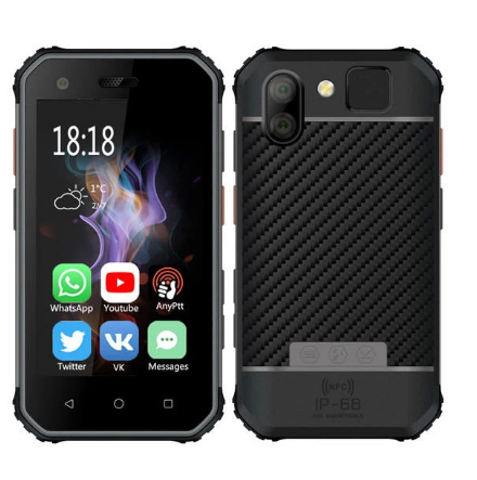 Phát hành điện thoại thông minh NFC mini NFC chống nước 4G của IPO S10 Pro: Được bán với giá $ 109,99 4
