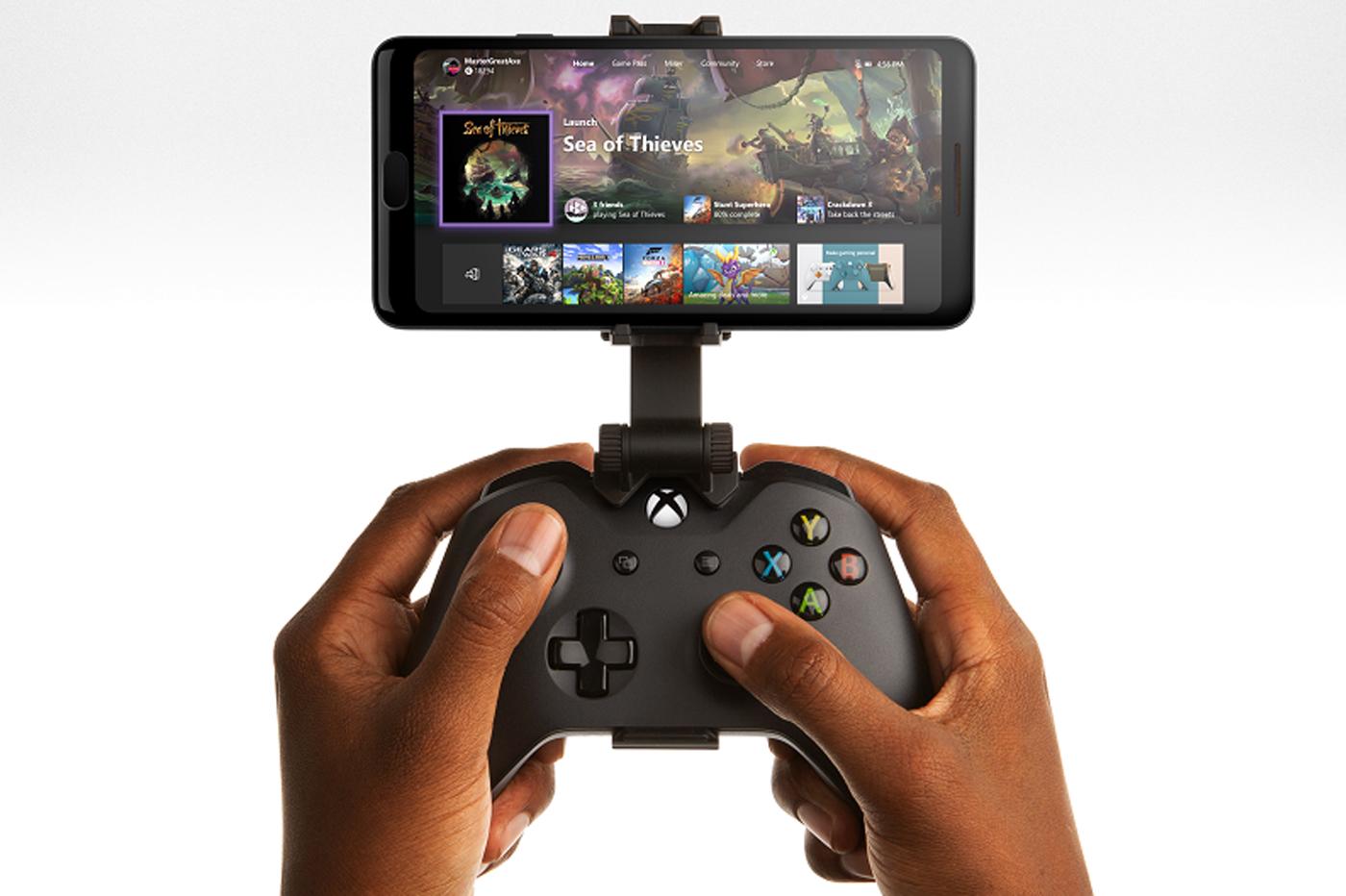 Xem trước trò chơi Xbox ở Pháp