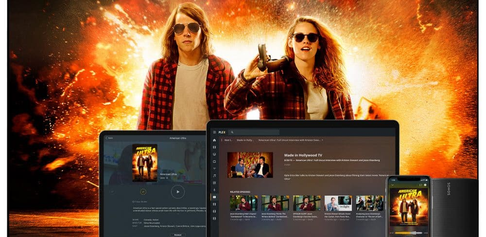Plex ra mắt dịch vụ truyền hình và phim miễn phí 1