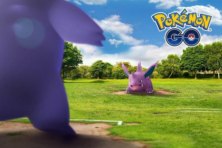 Pokémon Các trận chiến người chơi trực tuyến của Go cuối cùng cũng bắt đầu được triển khai 1