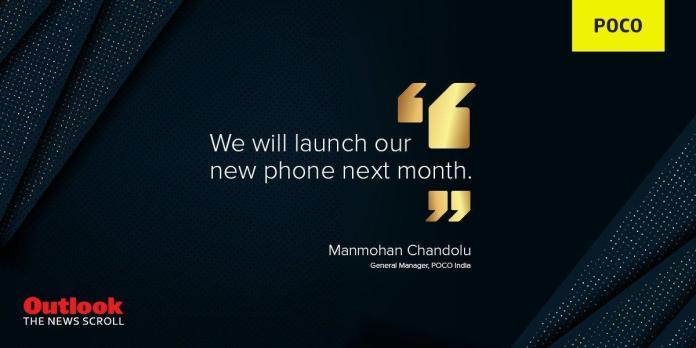 Ra mắt điện thoại Poco mới cho tháng hai