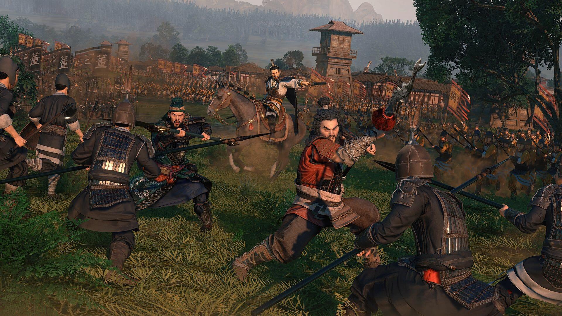 Total War Three Kingdoms là một trong những hit gần đây nhất của SEGA