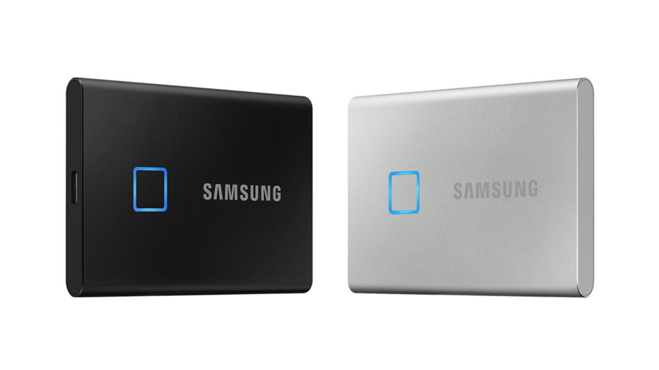 SSD di động Samsung T7 Touch - Nhà làm phim, người bạn tốt nhất tiếp theo 1