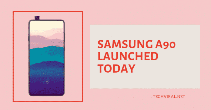 Samsung Galaxy A90 5G là thiết bị tầm trung với thông số kỹ thuật cao cấp 4