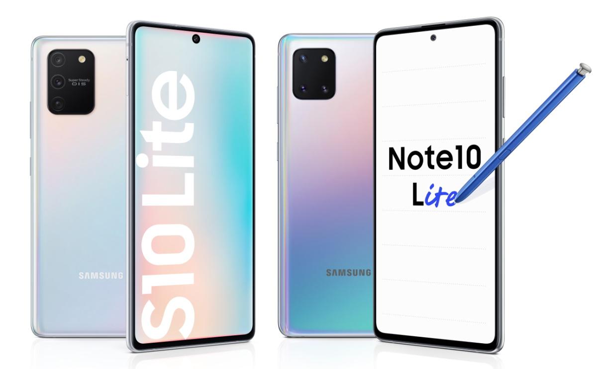 Samsung Galaxy S10 Lite và Note10 Lite sẽ có sẵn từ 2399 RM; Đơn đặt hàng trước Nhận miễn phí Galaxy Phù hợp 1