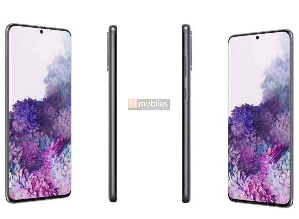 Samsung Galaxy S20 Plus Riders