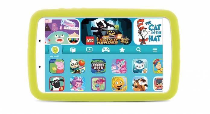 Samsung Galaxy Tab A Kids Edition bất ngờ xuất hiện trên trang web 1