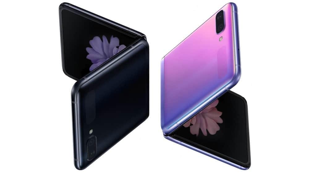 Samsung Galaxy Xem trước Z Flip: Snapdragon 855+ & Kính siêu mỏng 1