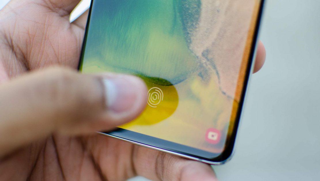 Samsung phát triển sửa lỗi cho lỗi vân tay Galaxy S10 và Note 10 1