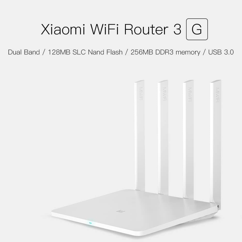 bộ định tuyến Xiaomi 3
