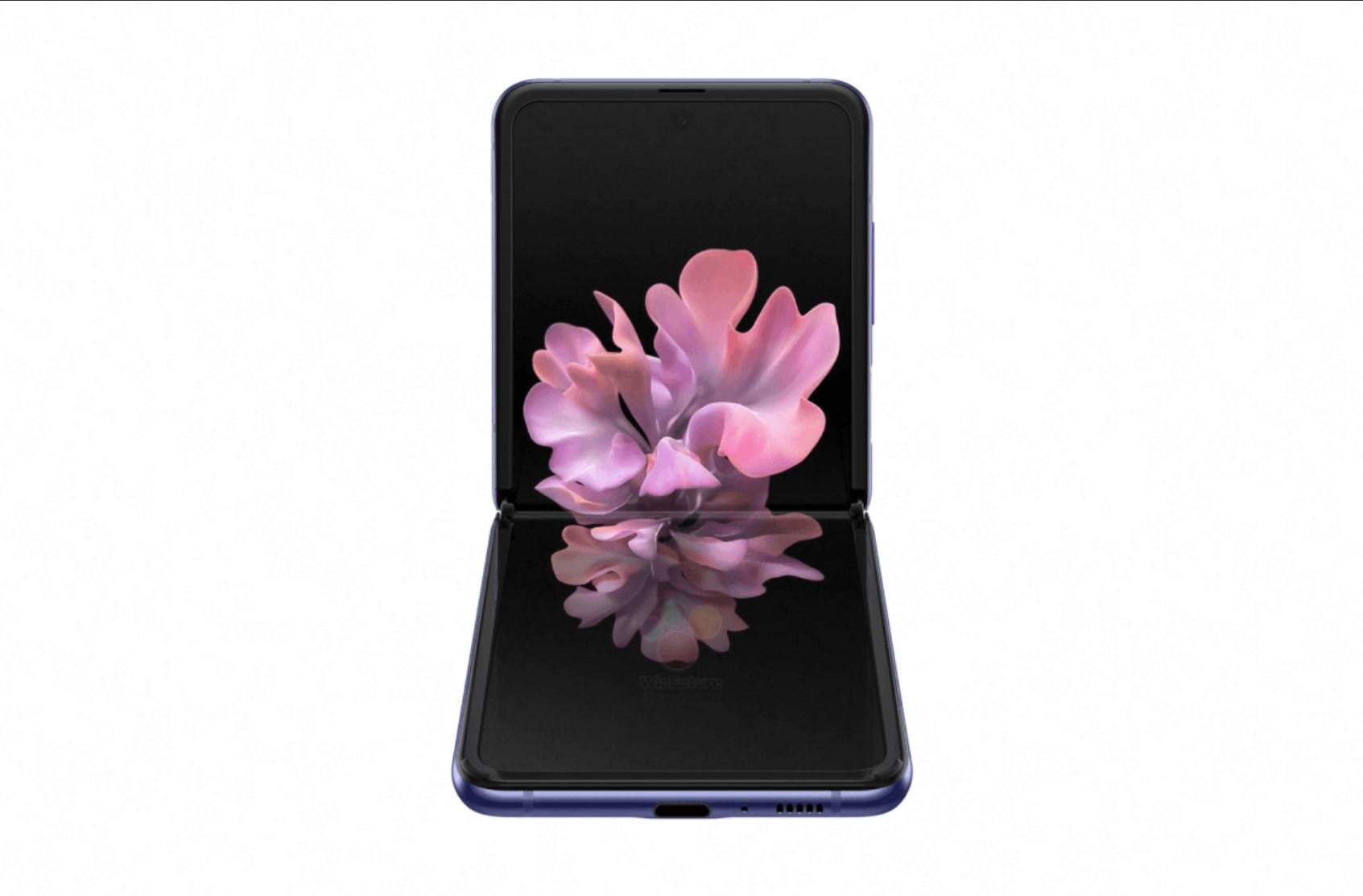Samsung Galaxy Với Flip - đồ họa chính thức