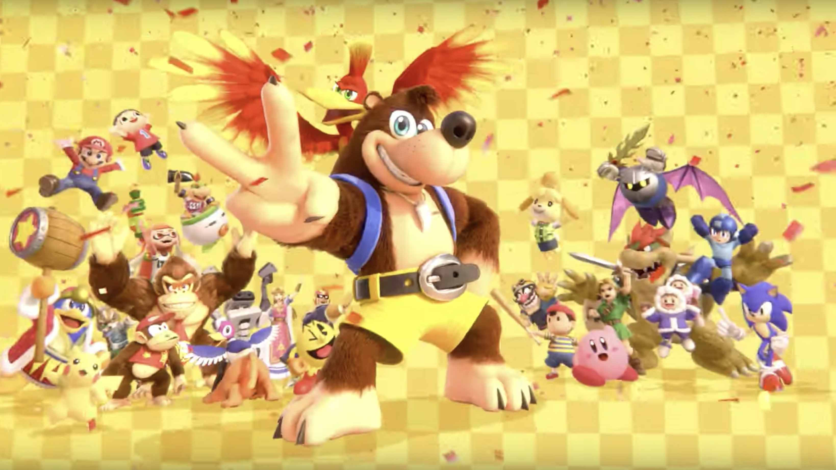 Smash Bros Ultimate DLC: mọi nhân vật mới và khi bạn có thể chơi chúng 1