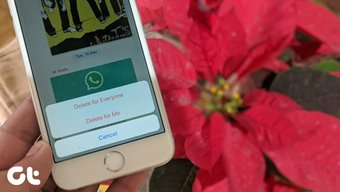 Tại sao tôi không thể xóa cho mọi người Whatsapp Fi