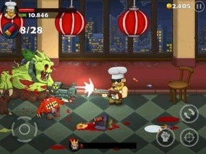 Bloody Harry Android1 300x225 - Tải xuống Bloody Harry v2.42.0 Mod Apk