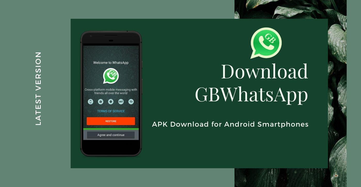 Tải xuống GBWhatsApp 9.0 APK cho Android | Phiên bản mới nhất 2020 1