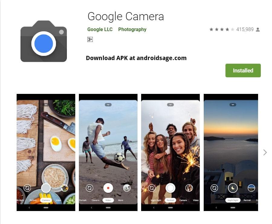 Tải xuống Google Camera mới nhất 7.3 APK cho thiết bị Android của bạn 1