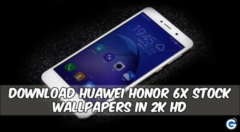 Hình nền chứng khoán Huawei Honor 6x