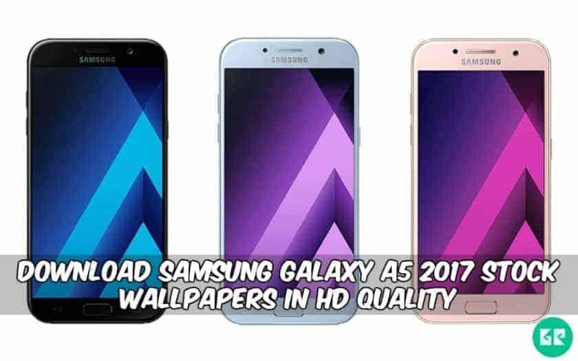 Tải xuống Samsung Galaxy A5 2017 Stock Wallpapers chất lượng HD 4