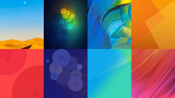Tải xuống YunOS 3.0 Hình nền chứng khoán HD 1