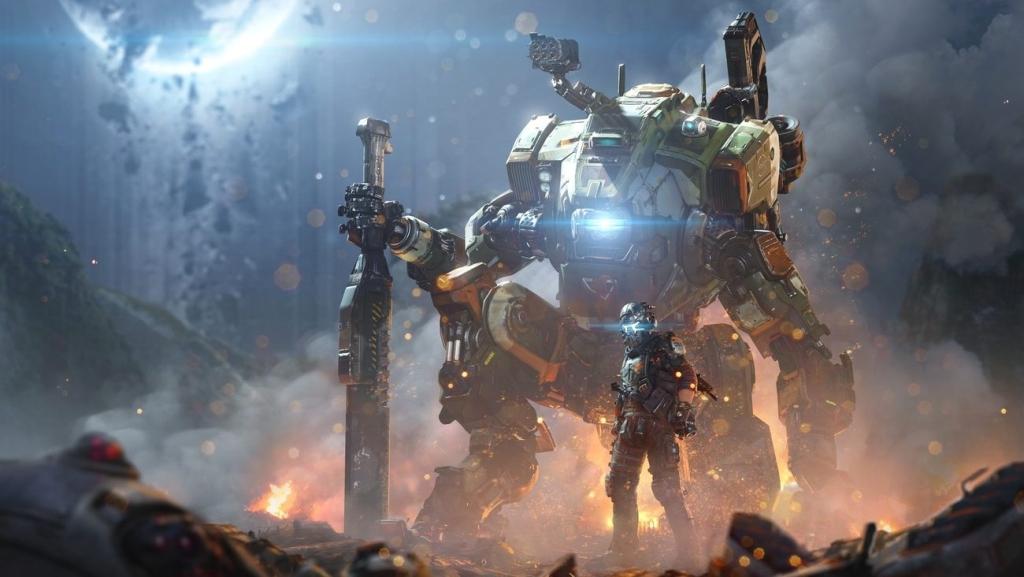 Titanfall 2 là một trong những game miễn phí trên PS Plus của tháng 12