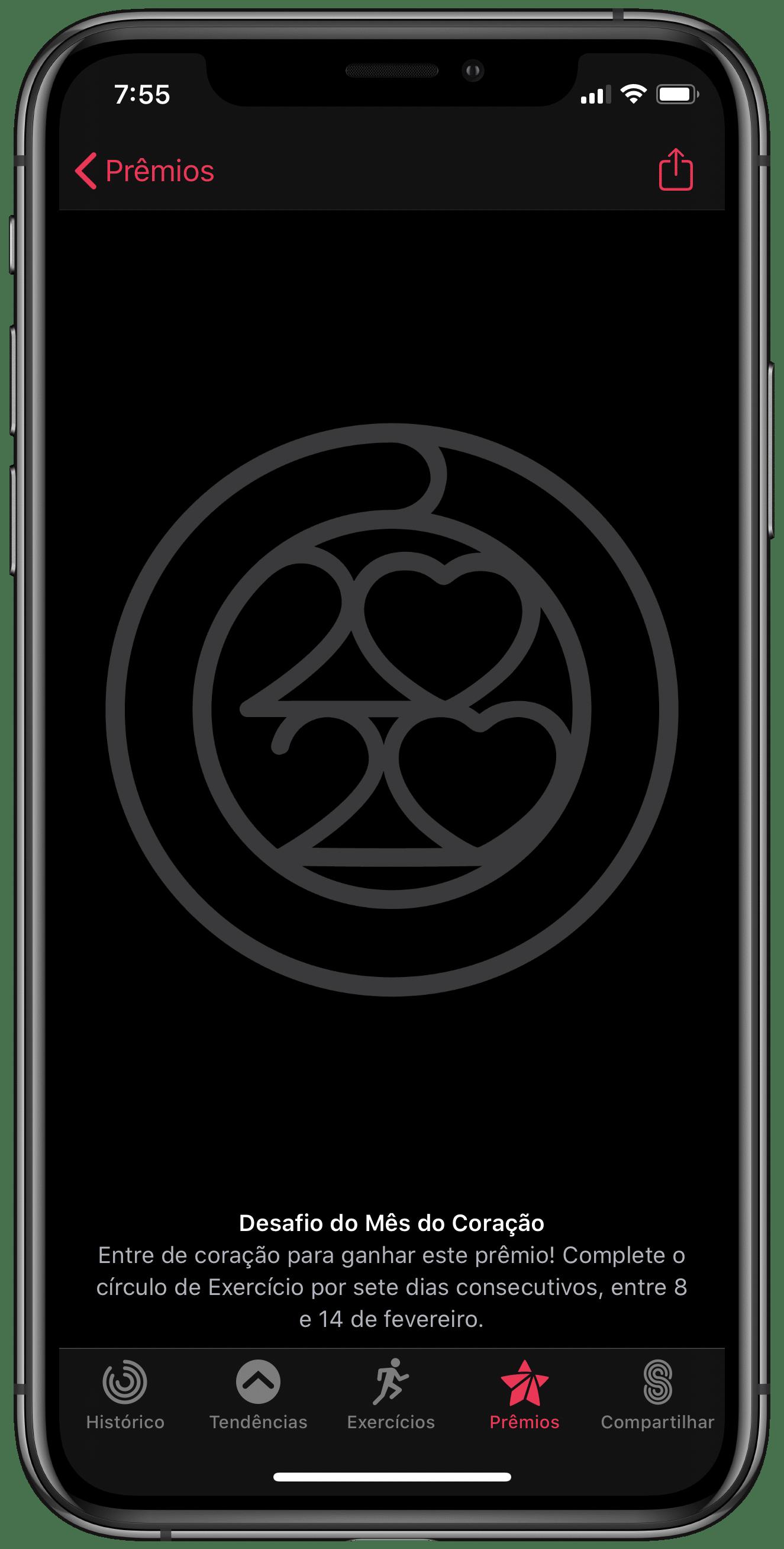 Tháng của trái tim Hồi: một thử thách khác đang đến với những người sở hữu Apple Watch 1