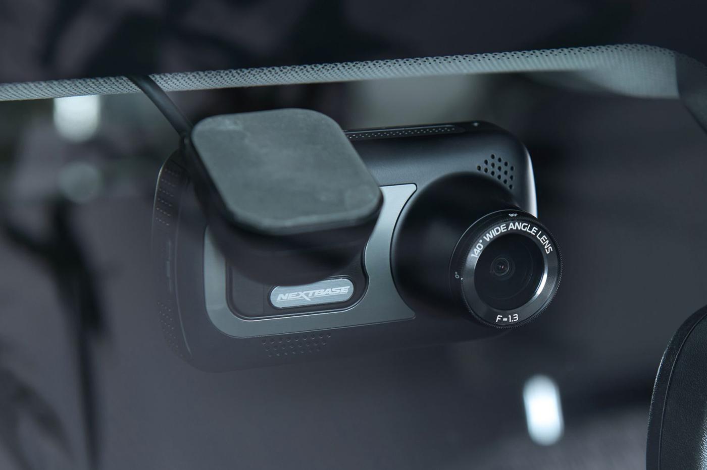 Thử nghiệm NextBase 522GW: dashcam (mô-đun) được phát minh lại? 3