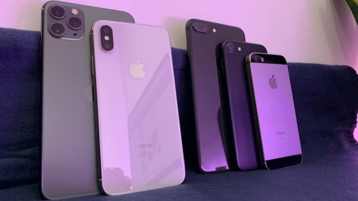 Hình ảnh iPhone sẽ nhận được iOS 14