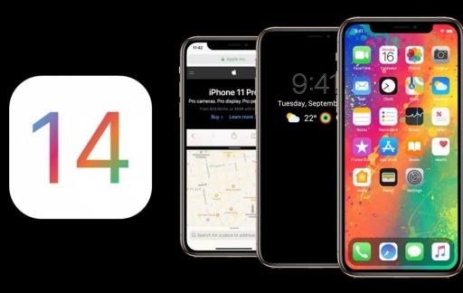Thiết bị iOS 14