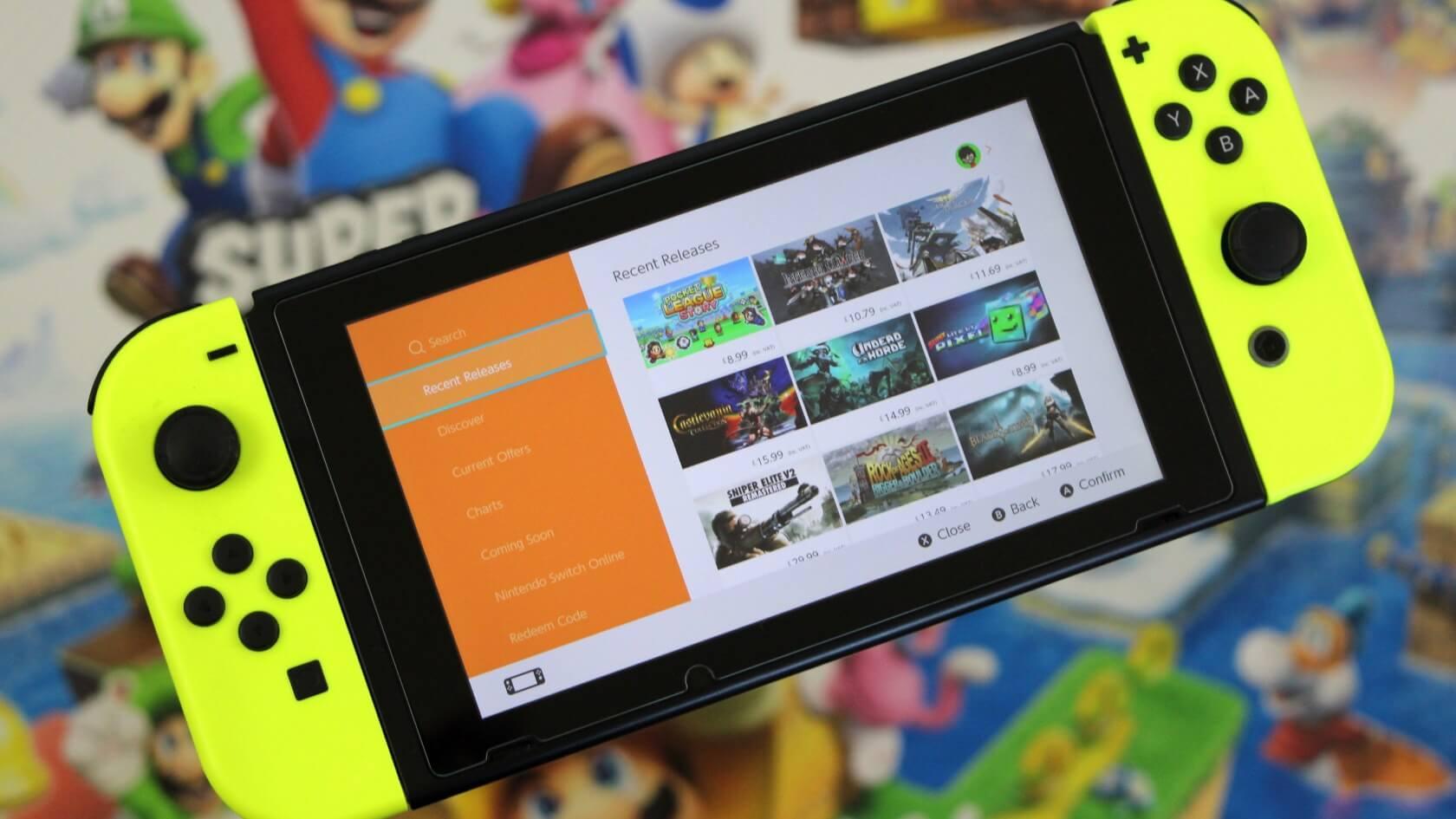 Tòa án châu Âu: Nintendo không phải hoàn tiền cho các đơn đặt hàng trước kỹ thuật số 2
