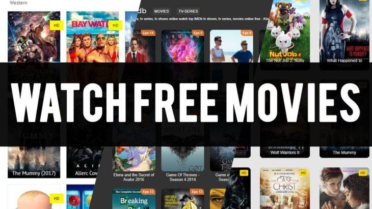 Trang web phim trực tuyến - Giống như một xu hướng ngày nay 2