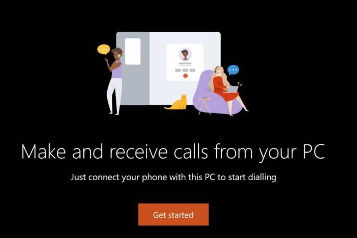 Ứng dụng Điện thoại của bạn hiện cho phép nhiều người thực hiện cuộc gọi từ PC của họ 1