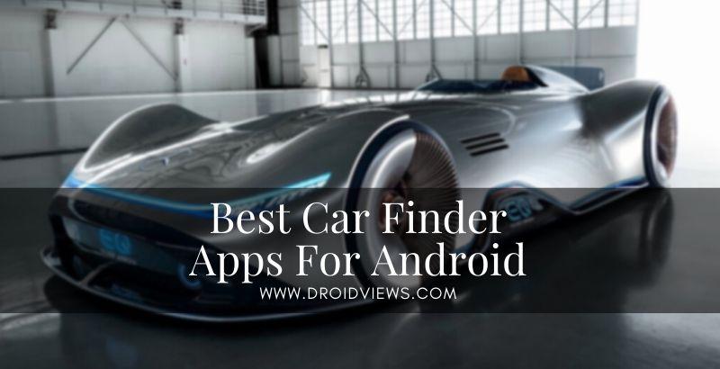Ứng dụng tìm xe tốt nhất Android