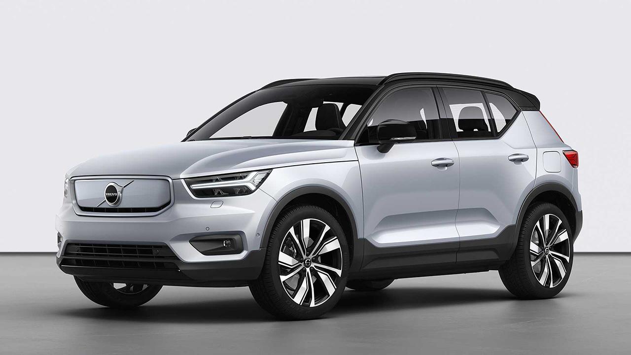 Volvo XC40 Nạp tiền, đơn đặt hàng trước cho xe khởi động 'thuần điện': ở Ý từ € 59,600 1